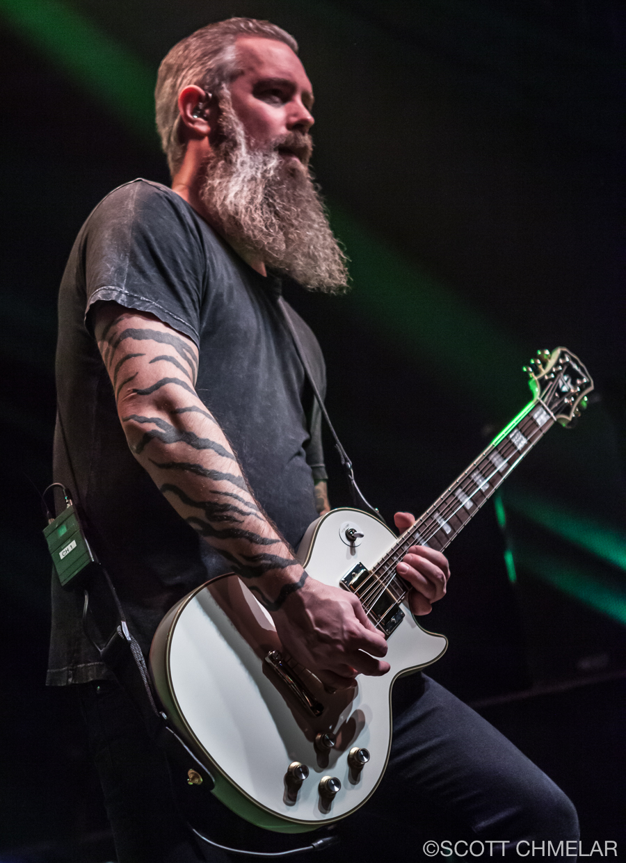In Flames at The Ritz Raleigh NC February 17, 2019