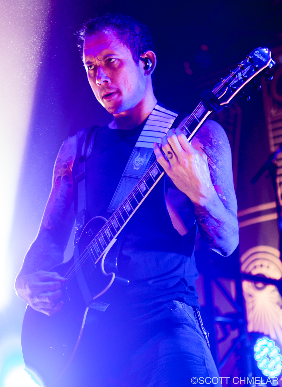 "Trivium: ""The Sin and The Sentence"" World Tour 2018"
