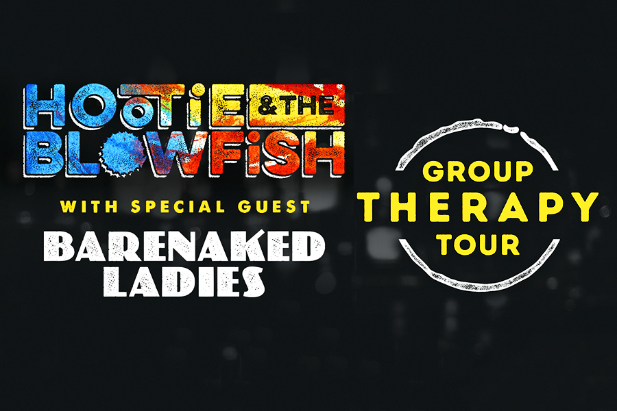Hootie The Blowfish Group Therapy Tour W Barenaked Ladies At