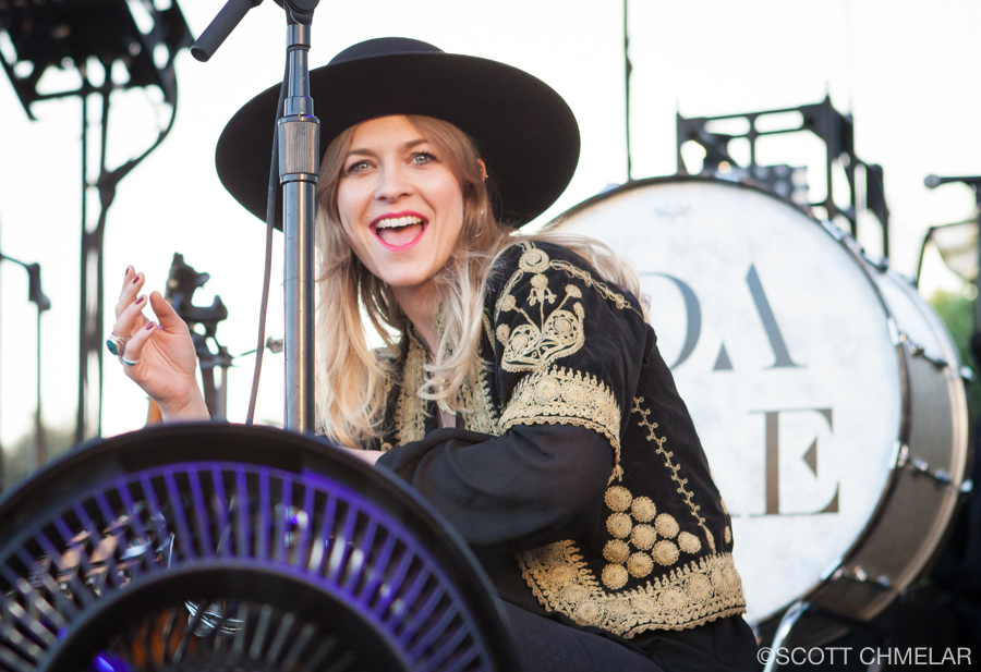 Ida Mae at Red Hat Amphitheater in Raleigh, North Carolina May 16. 2019 Photography by Scott Chmelar