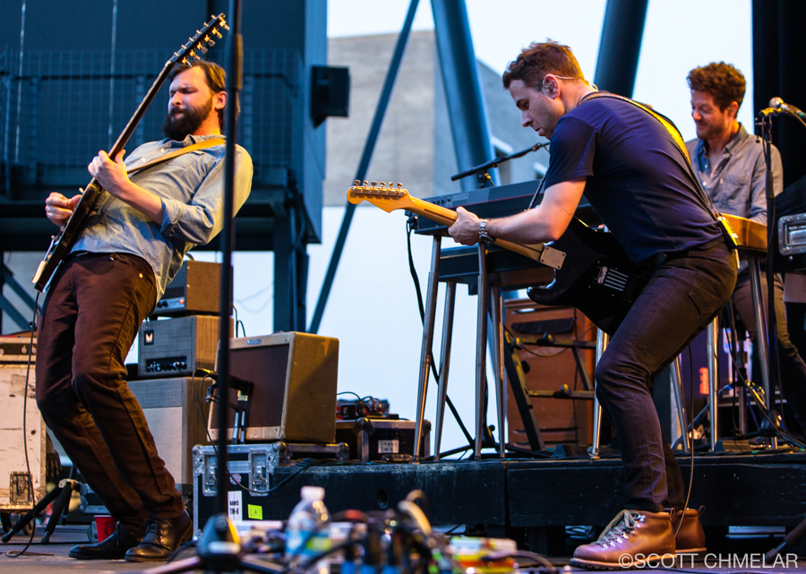 Dawes at Joseph M. Bryan, JR., Theater in the Museum Park in Raleigh, NC May 17, 2019 Photos by Scott Chmelar