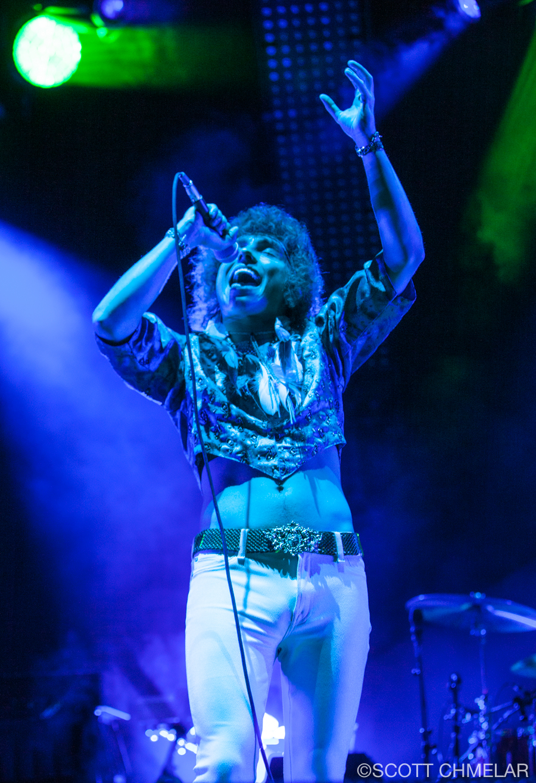 Greta Van Fleet at Red Hat Amphitheater in Raleigh, North Carolina May 16. 2019 Photography by Scott Chmelar