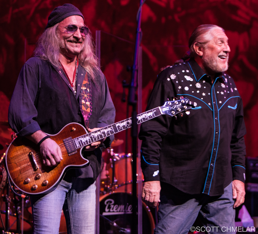 The Marshall Tucker Band at the Carolina Theatre in Durham, NC 5/3/2019