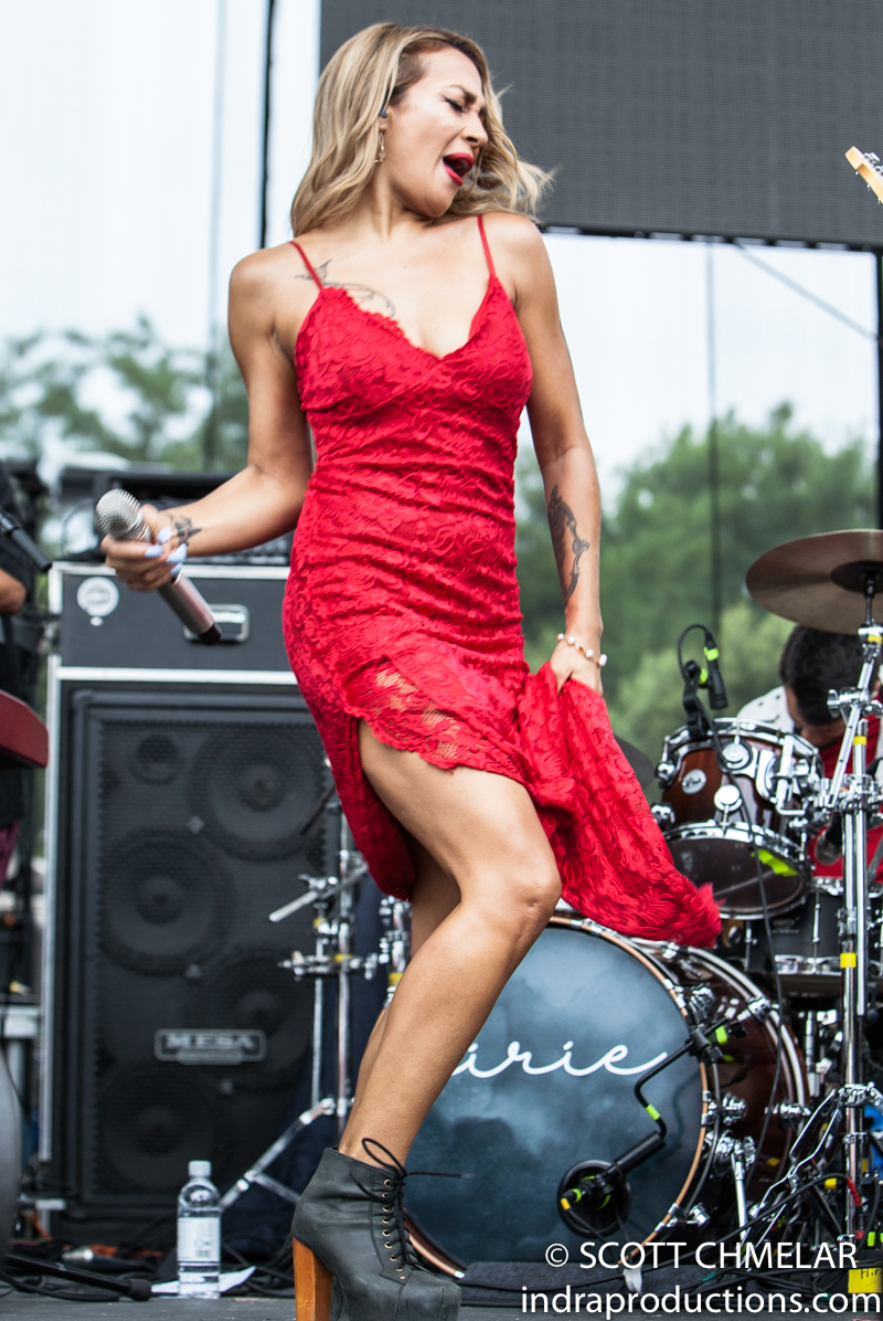 Slightly Stooped, Tribal Seeds, Matisyahu and Hirie at Red Hat Amphitheater in Raleigh, NC June 22, 2019. Photography by Scott Chmelar