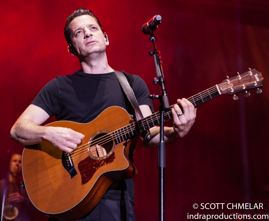O.A.R. and American Authors perform at Red Hat Amphitheater in Raleigh, NC June 12, 2019. Photography by Scott Chmelar