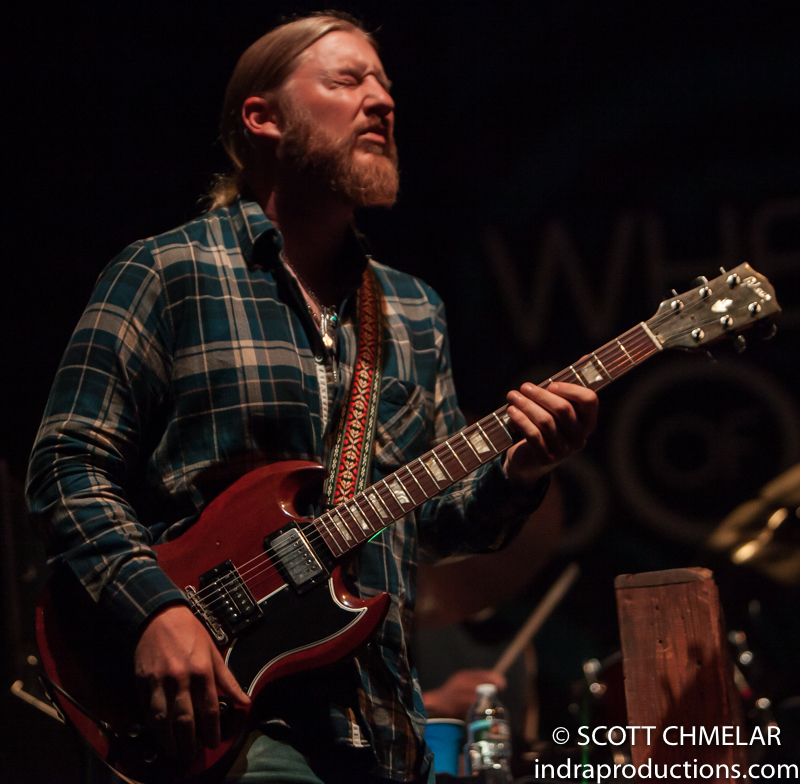 "Tedeschi Trucks Band ""Wheels of Soul 2019"" play the Coastal Credit Union Music Park at Walnut Creek in Raleigh NC July 9, 2019. Photos by Scott Chmelar"