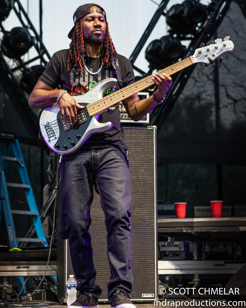 Rebelution, Collie Buddz and Ballyhoo! perform at Red Hat Amphitheater in Raleigh NC August 9, 2019. Photos by Scott Chmelar for INDRA Magazine