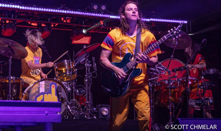 "Judah & The Lion ""Pep Talks World Tour"" and Flora Cash perform at Red Hat Amphitheater in Raleigh NC. August 23, 2019. Photos by Scott Chmelar for INDRA Magazine"