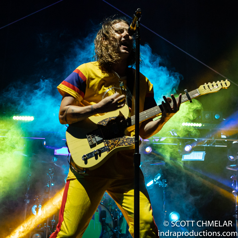 """Judah & The Lion """"Pep Talks World Tour"""" and Flora Cash perform at Red Hat Amphitheater in Raleigh NC. August 23, 2019. Photos by Scott Chmelar for INDRA Magazine"""