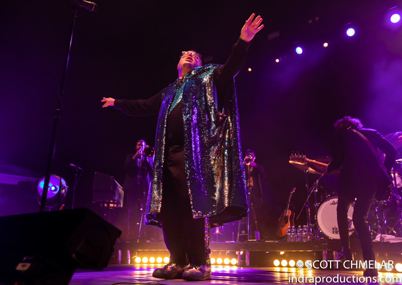 St. Paul and The Broken Bones, The Connells and Terminator X perform at Red Hat Amphitheater in Raleigh NC. August 29, 2019 for Band Together. Photos by Scott Chmelar for INDRA Magazine
