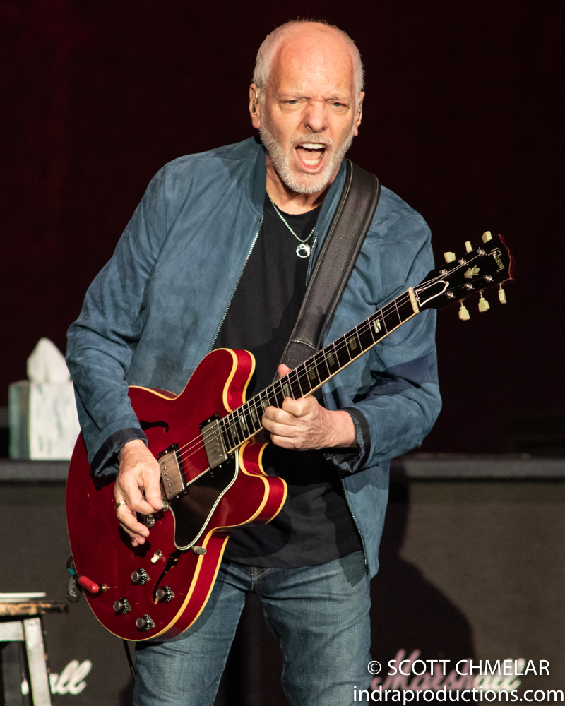 Peter Frampton FINALE - The Farewell Tour with Jason Bonham's Led Zeppelin Evening at Coastal Credit Union Music Park at Walnut Creek in Raleigh NC. September 14, 2019. Photos by Scott Chmelar for INDRA Magazine