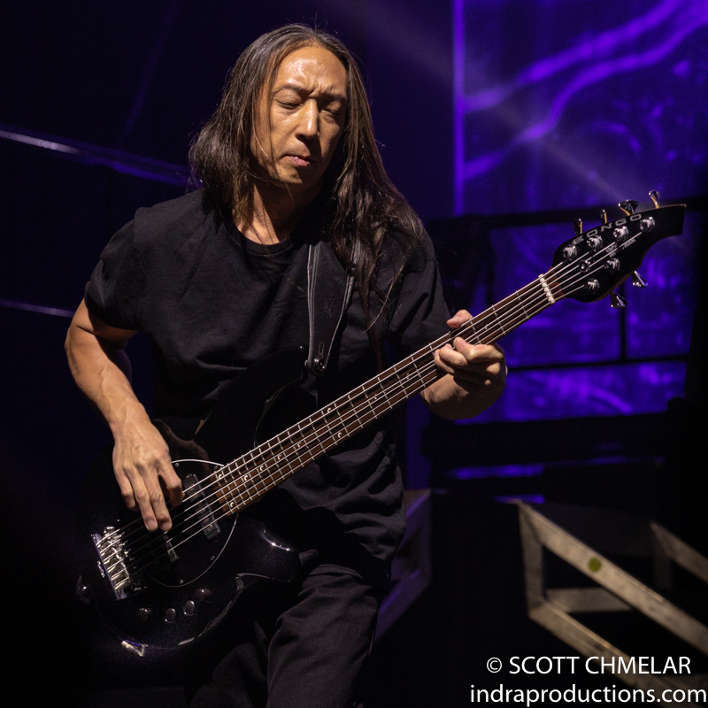 "Dream Theater - DISTANCE OVER TIME TOUR - ""Celebrating 20 Years of Scenes From a Memory"" at Memorial Auditorium in Raleigh NC. October 5, 2019. Photos by Scott Chmelar for INDRA Magazine"