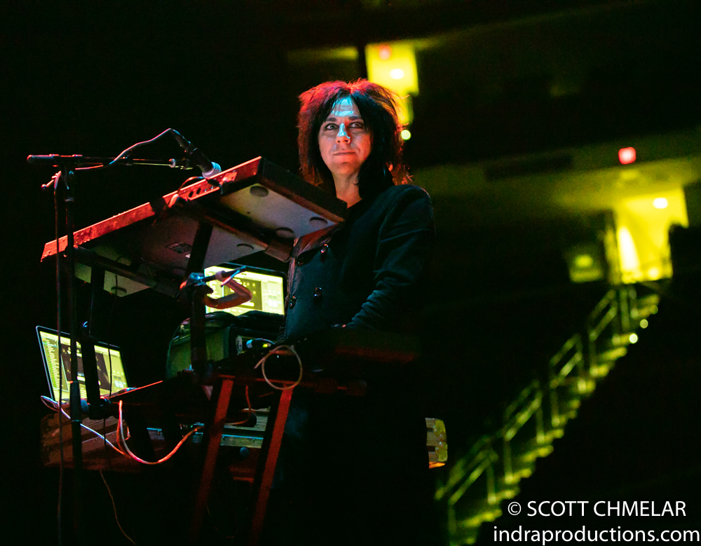 TOOL with Killing Joke at PNC in Raleigh NC Nov. 24, 2019. Photos by Scott Chmelar for INDRA Magazine.