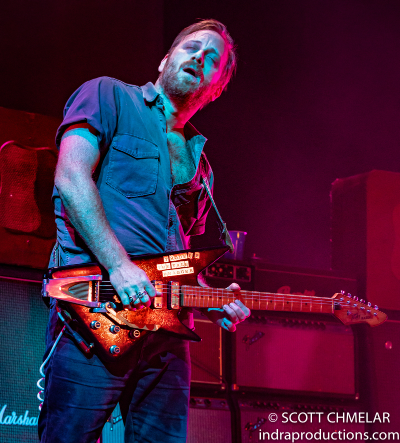 "The Black Keys ""Let's Rock Tour"" with Modest Mouse and Shannon and the Clams at PNC in Raleigh NC. November 8, 2019. Photos by Scott Chmelar for INDRA Magazine"