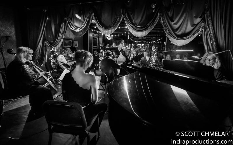 Classical Night at C. Grace Cocktail Lounge with Edward Stephenson, Margaret Evans, Virginia Ewing Hudson, Robert Nathanson, Danijela Zezlj-Gualdi and Petia Radneva-Manolova