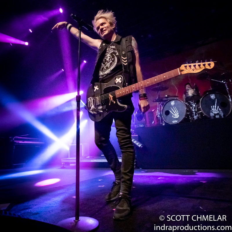 "Sum 41 ""Order In Decline Tour"" with The Amity Affliction and The Plot In You at The Ritz in Raleigh NC Oct. 26, 2019. Photos by Scott Chmelar for INDRA Magazine."