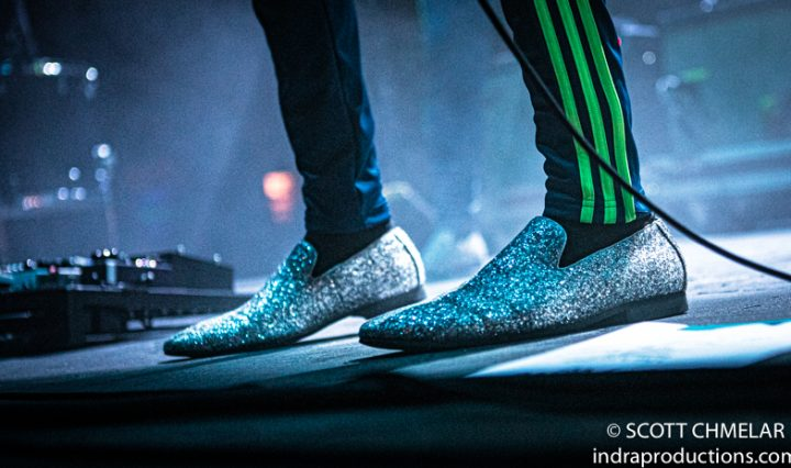 """Bastille """"Boom Days Tour. Part 1"""" with Joywave  at the Red Hat Amphitheater in Raleigh, NC. October 25, 2019. Photos by Scott Chmelar for INDRA Magazine"""
