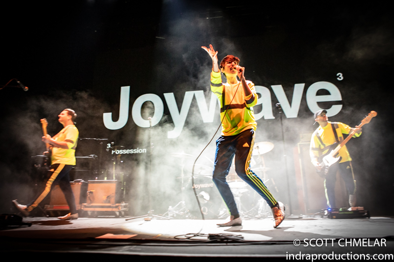 "Bastille ""Boom Days Tour. Part 1"" with Joywave at the Red Hat Amphitheater in Raleigh, NC. October 25, 2019. Photos by Scott Chmelar for INDRA Magazine"