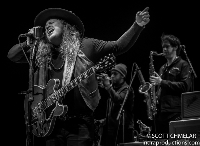 "Marcus King Band ""El Dorado Tour"" with Aaron Lee Tasjan at Carolina Theatre in Durham, NC Dec. 6, 2019. Photos by Scott Chmelar for INDRA Magazine."