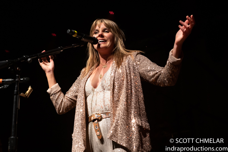 "Grace Potter ""Daylight 2020"" with guest Devon Gilfillian at The Ritz in Raleigh, NC Jan. 16, 2020. (Photos by Scott Chmelar for INDRA Magazine)"