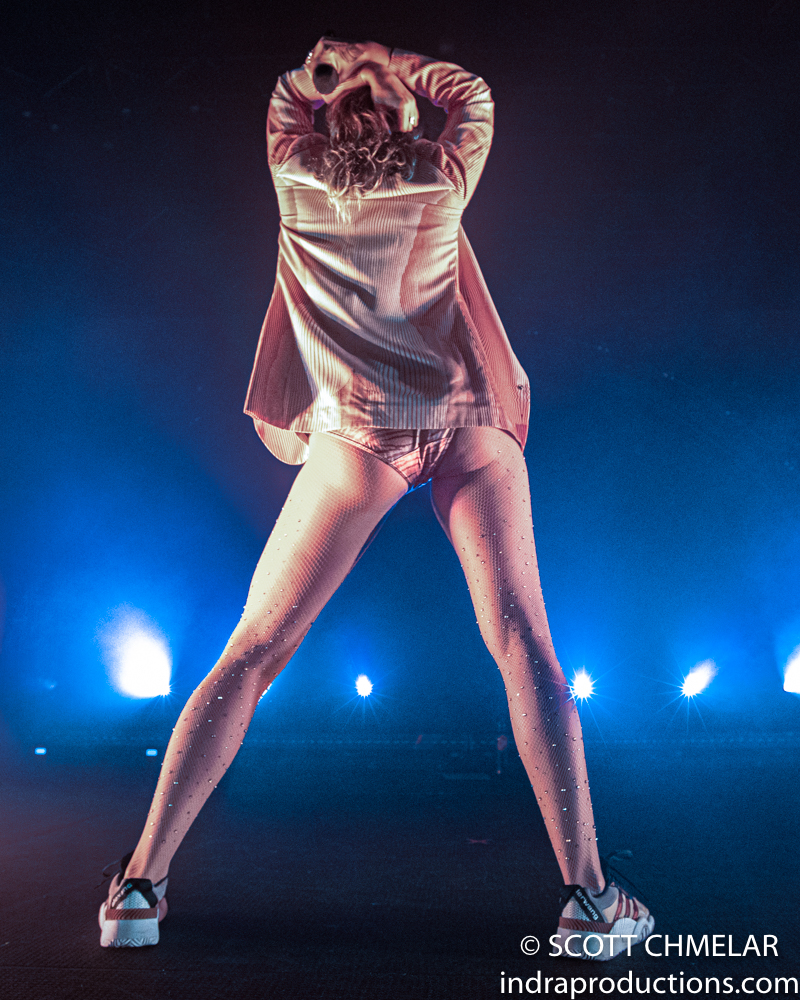 "Tove Lo ""Sunshine Kitty Tour"" with special guest Alma at The Ritz in Raleigh, NC Feb. 6, 2020. (Photos by Scott Chmelar for INDRA Magazine)"